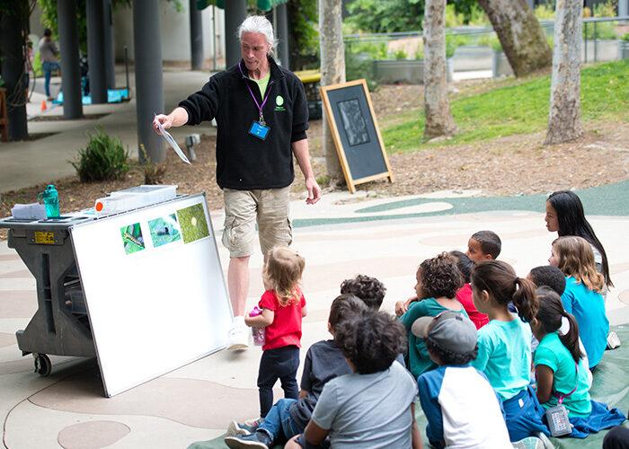 Kidspace - School Visits