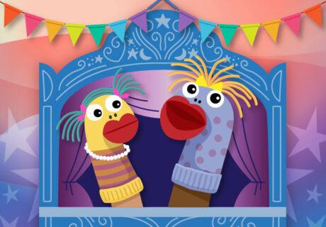 summer puppet camp