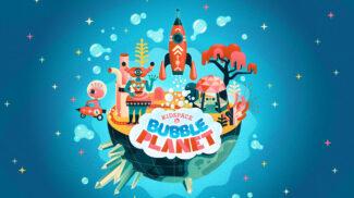 Bubble Planet logo