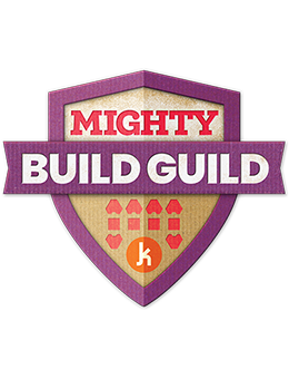 Mighty Build Guild logo
